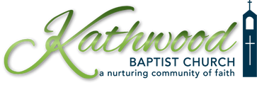 Kathwood Baptist Church Retina Logo